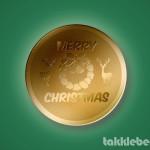 photoshopのレイヤースタイルのみでメダルを作る!